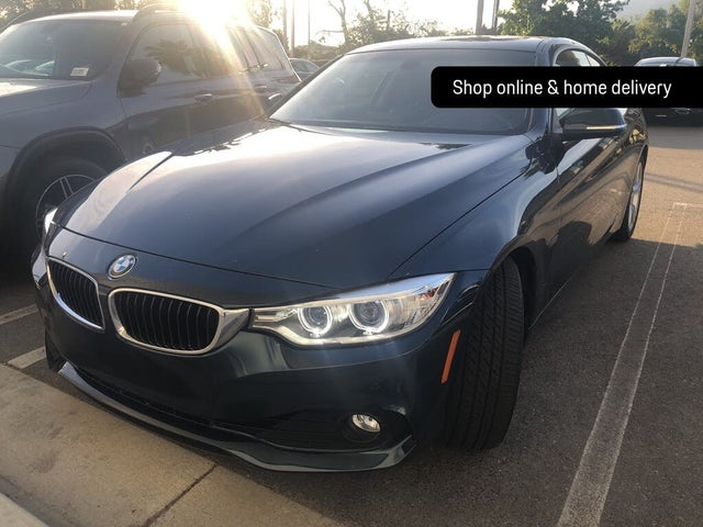 2014 BMW 4 Series 428i Coupe RWD
