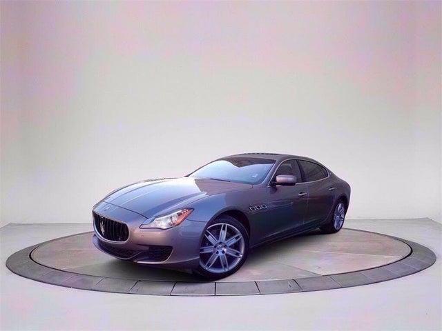 2015 Maserati Quattroporte S Q4 AWD