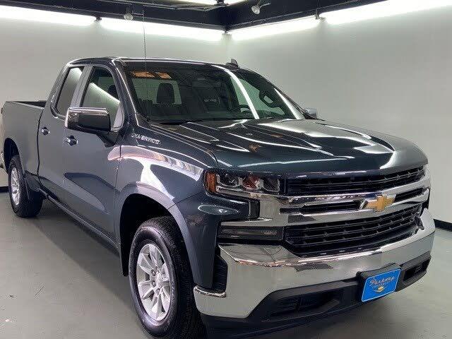 2019 Chevrolet Silverado 1500 LT Double Cab RWD
