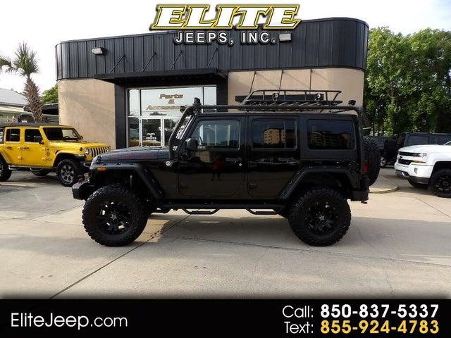 2014 Jeep Wrangler Unlimited Rubicon X 4WD