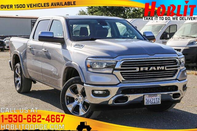 2019 RAM 1500 Laramie Crew Cab 4WD