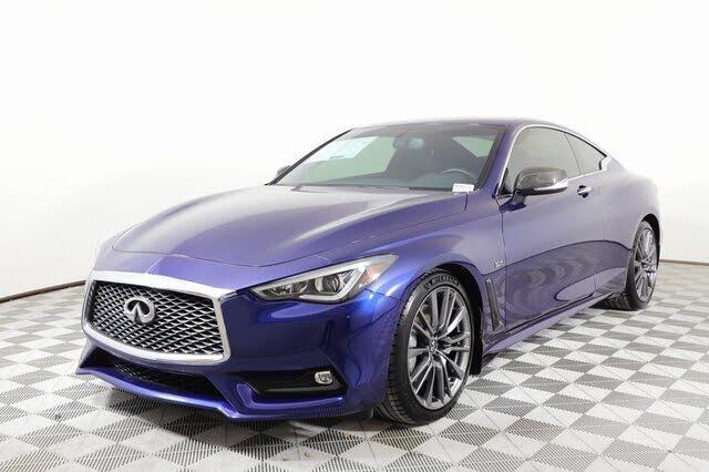 2017 INFINITI Q60 3.0t Sport Coupe RWD