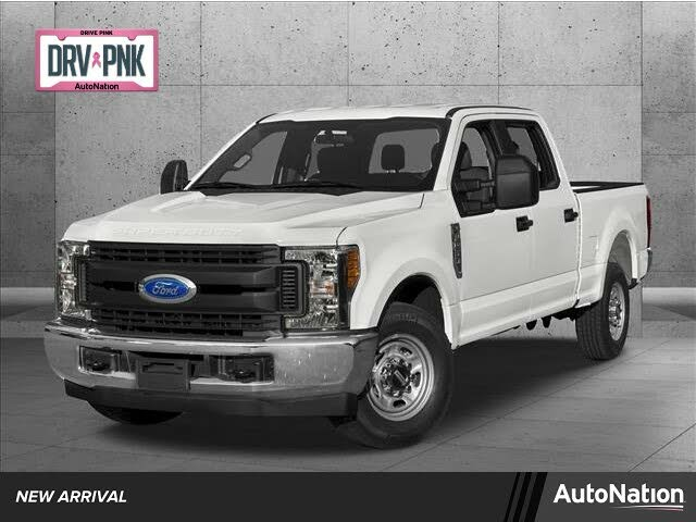 2018 Ford F-250 Super Duty XL Crew Cab 4WD