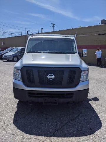 2016 Nissan NV Cargo 3500 HD SV with High Roof