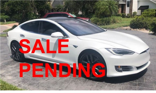2017 Tesla Model S 75 RWD