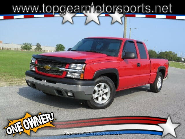 2007 Chevrolet Silverado Classic 1500 Work Truck Extended Cab RWD