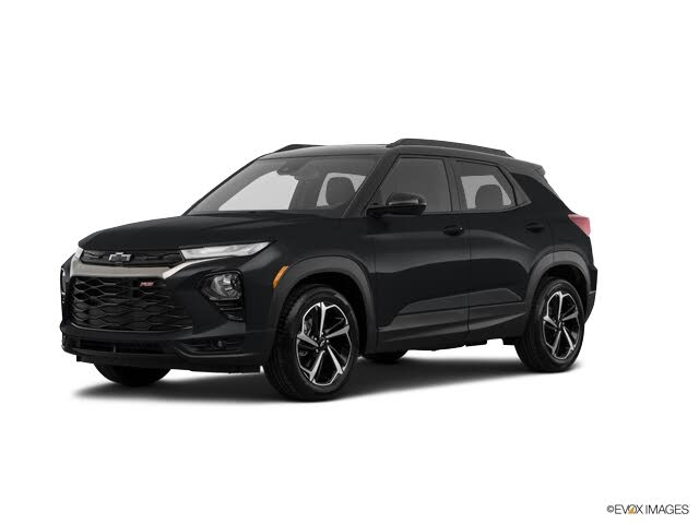 2021 Chevrolet Trailblazer RS FWD