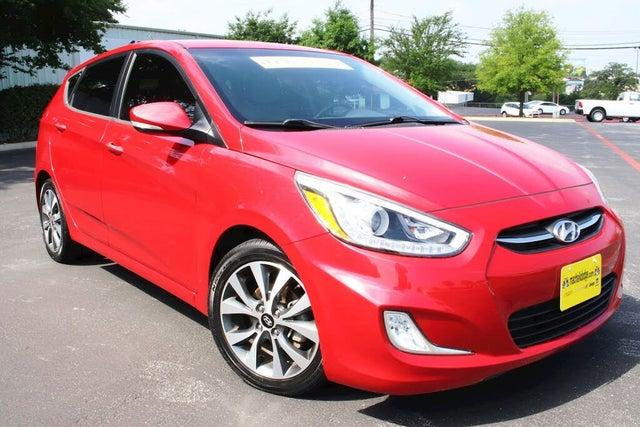 2015 Hyundai Accent Sport 4-Door Hatchback FWD