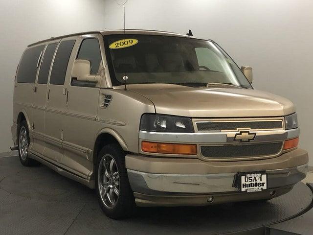 2009 Chevrolet Express Cargo 1500 RWD