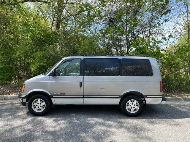 1994 Chevrolet Astro Extended RWD
