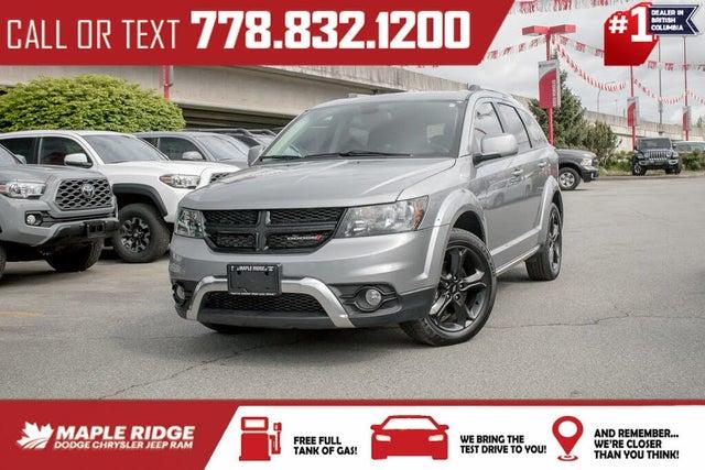 2019 Dodge Journey Crossroad AWD