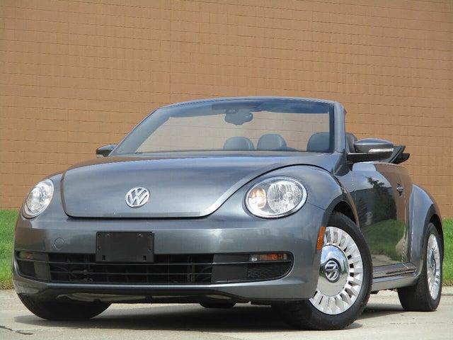 2016 Volkswagen Beetle 1.8T SE Convertible