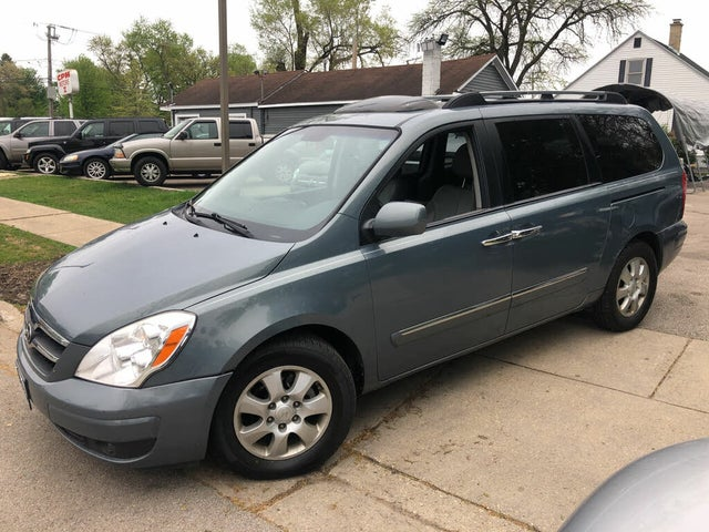 2008 Hyundai Entourage Limited FWD