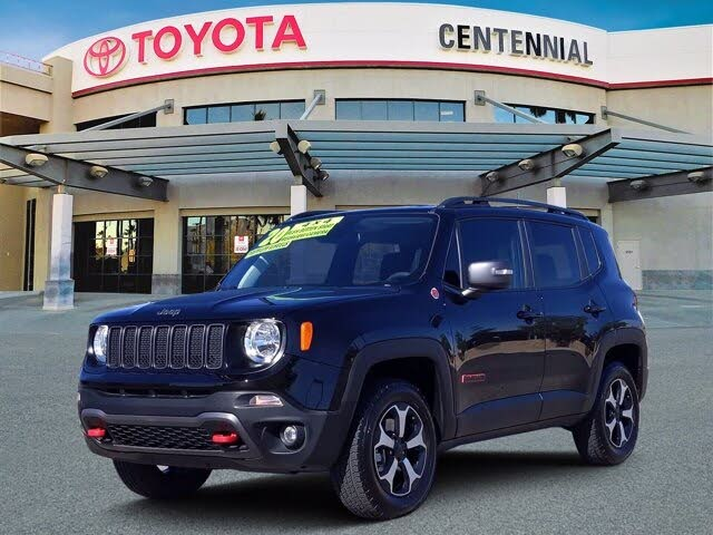 2020 Jeep Renegade Trailhawk 4WD