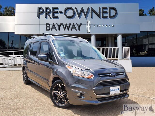 2017 Ford Transit Connect Wagon Titanium LWB FWD with Rear Liftgate