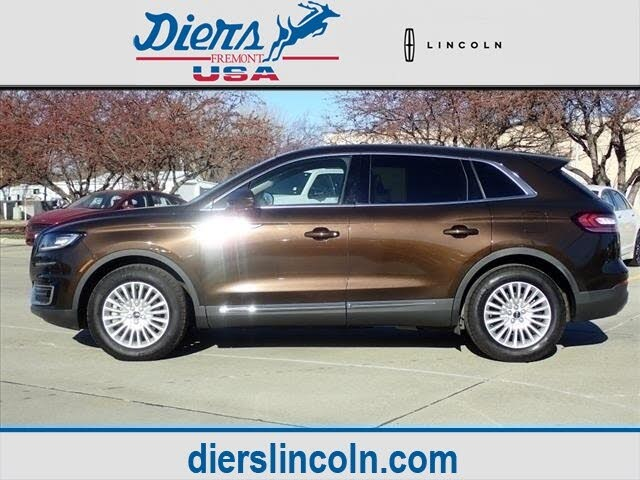 2019 Lincoln Nautilus FWD