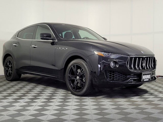 2019 Maserati Levante 3.0L AWD