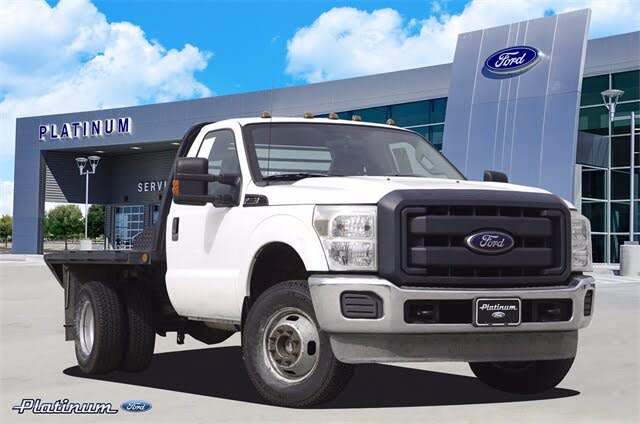 2013 Ford F-350 Super Duty Chassis XL DRW LB 4WD