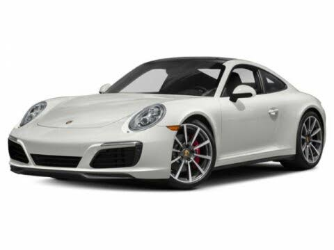 2017 Porsche 911 Carrera 4S Coupe AWD