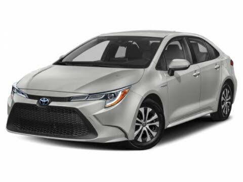 2020 Toyota Corolla Hybrid LE FWD