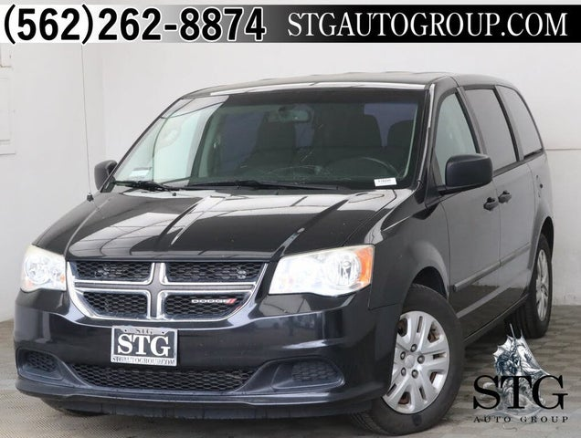 2014 Dodge Grand Caravan American Value Package FWD