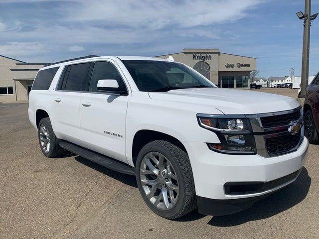 2018 Chevrolet Suburban 1500 LT 4WD