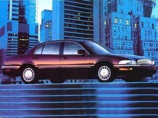 1997 Buick Park Avenue Ultra FWD
