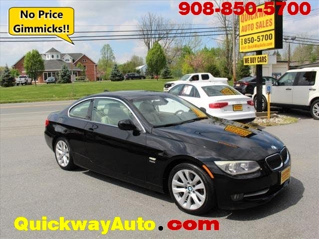 2011 BMW 3 Series 328i xDrive Coupe AWD