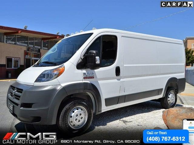 2018 RAM ProMaster 1500 136 Low Roof Cargo Van