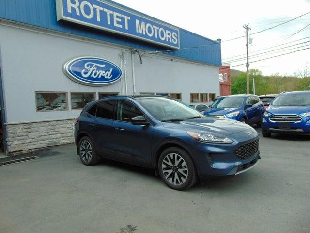 2020 Ford Escape Hybrid SE Sport AWD