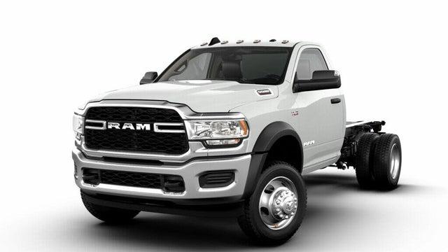 2021 RAM 3500 Chassis Tradesman Regular Cab 4WD