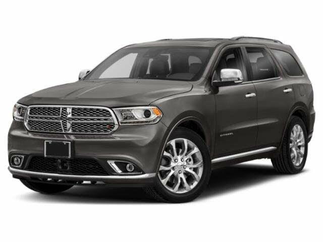 2018 Dodge Durango Citadel Anodized Platinum RWD
