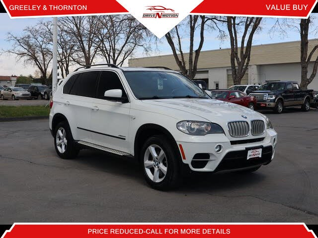 2011 BMW X5 xDrive50i AWD