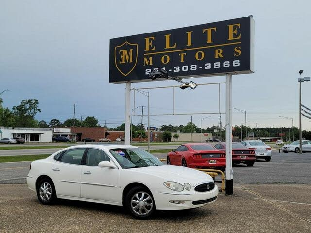 2006 Buick LaCrosse CXL FWD