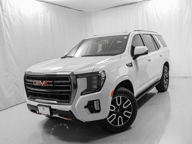 2021 GMC Yukon AT4 4WD