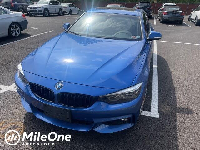 2019 BMW 4 Series 440i Gran Coupe RWD