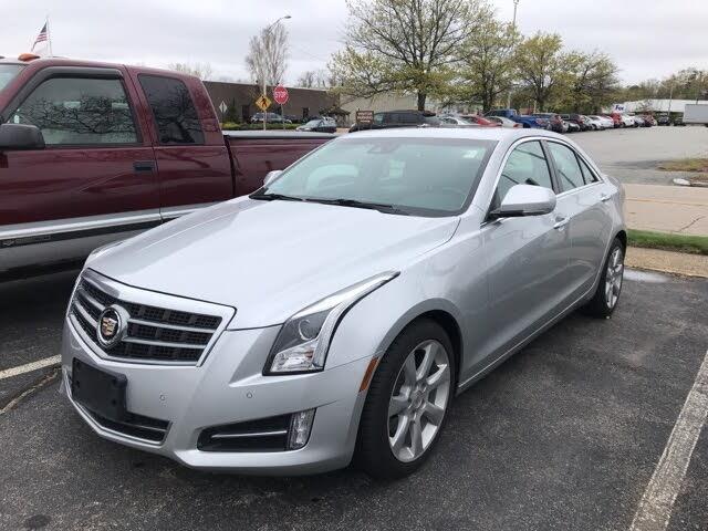 2014 Cadillac ATS 2.0T Performance RWD