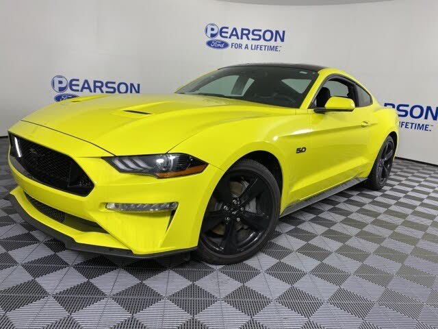 2021 Ford Mustang GT Coupe RWD