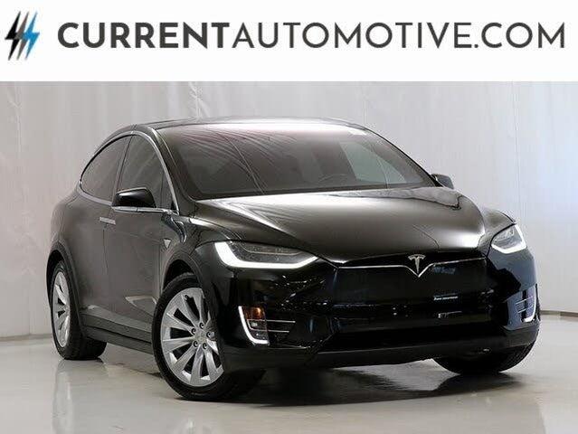2019 Tesla Model X 75D AWD
