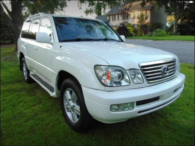 2007 Lexus LX 470 470 4WD