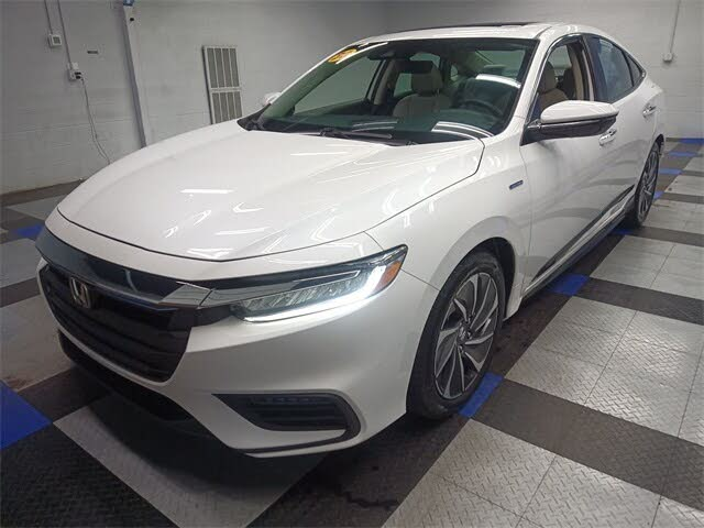 2020 Honda Insight Touring Sedan FWD
