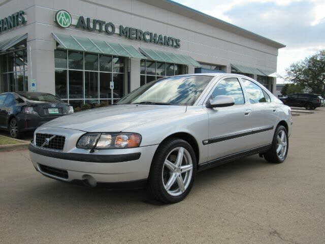 used 2002 volvo s60 for sale with