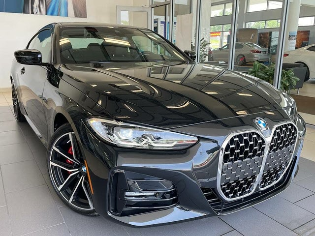 2021 BMW 4 Series 430i Coupe RWD