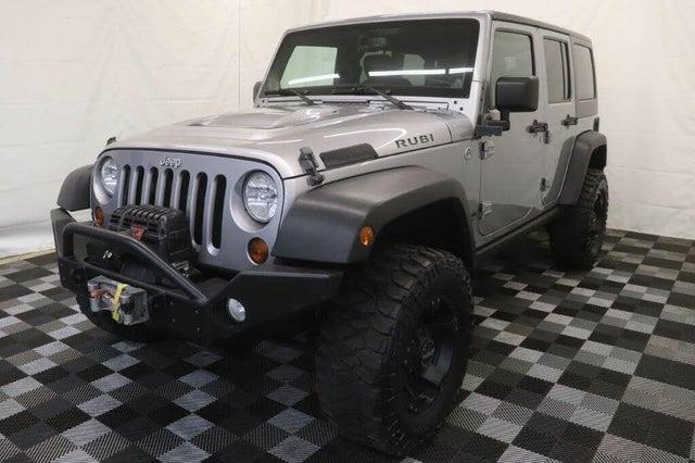 2013 Jeep Wrangler Unlimited Rubicon 4WD