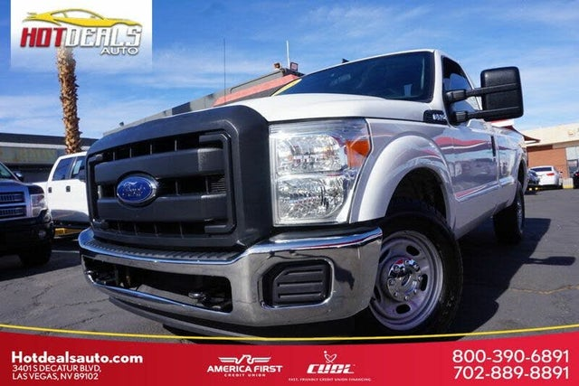 2015 Ford F-250 Super Duty XL SuperCab