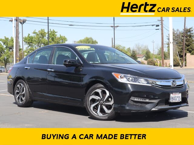 2016 Honda Accord EX with Honda Sensing