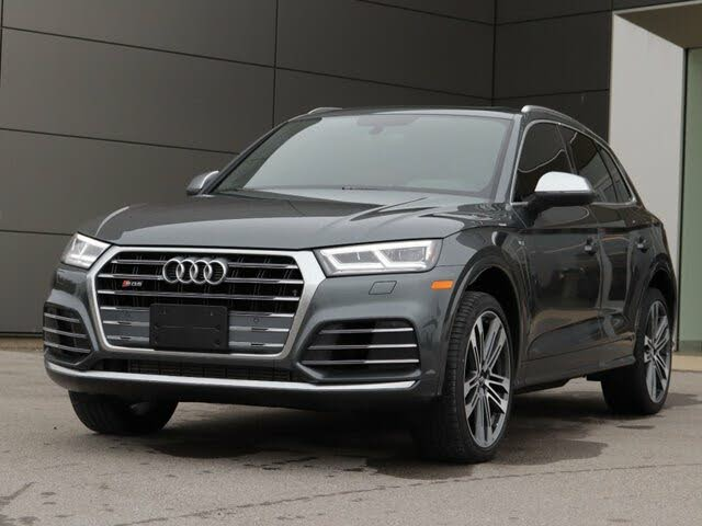 2018 Audi SQ5 3.0T quattro Progressiv AWD