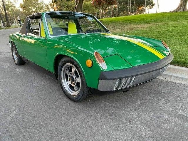 1973 Porsche 914 Targa Coupe