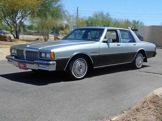 1984 Pontiac Parisienne STD
