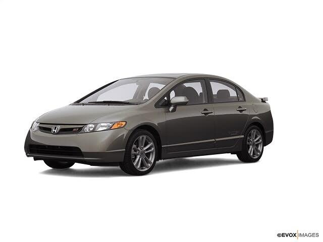 2007 Honda Civic Si with Navigation